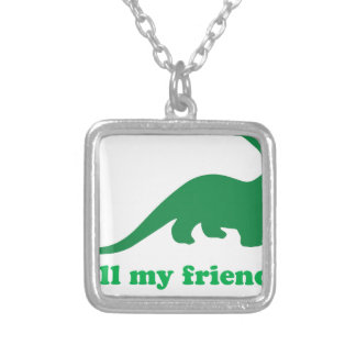 All My Friends Custom Necklace