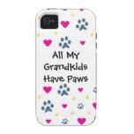 All My Grandkids-Grandchildren Have Paws