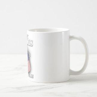 All My Heroes Wear Dog Tags Basic White Mug