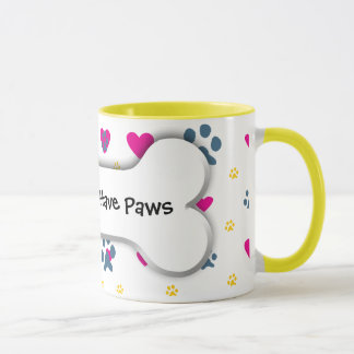 All My Kids-Children Have Paws Mug