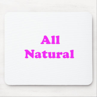 all natural mousepads
