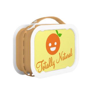 All Natural Orange yubo Lunch Box