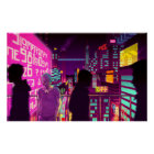 All Neon Like Poster