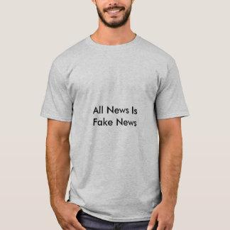 All News are Fake News T-shirt