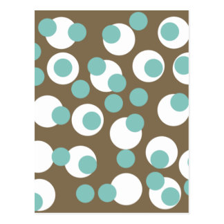 All Occasion Dots Greetings Postcard
