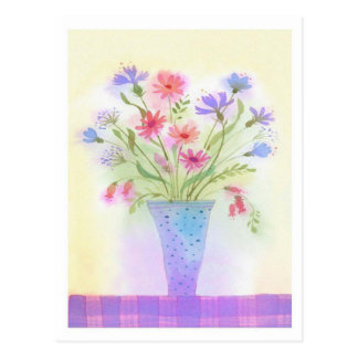 All Occasion Floral Post Card