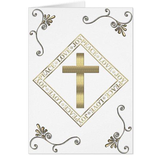 All Occation Peace & Joy Card