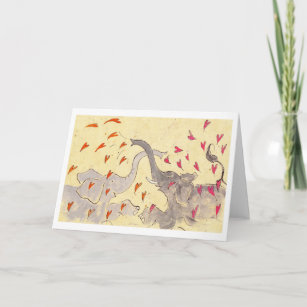Flutter Cards | Zazzle UK