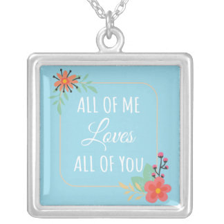All of Me Necklace