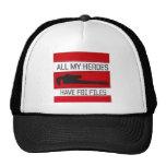 All of My Heros Mesh Hat