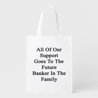 All Of Our Support Goes To The Future Banker In Th