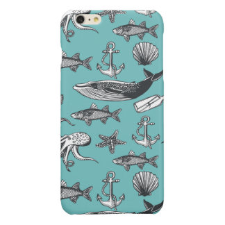 All Of The Sea Pattern iPhone 6 Plus Case