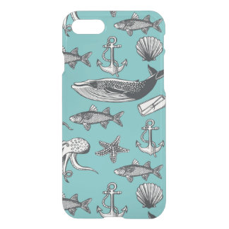 All Of The Sea Pattern iPhone 8/7 Case