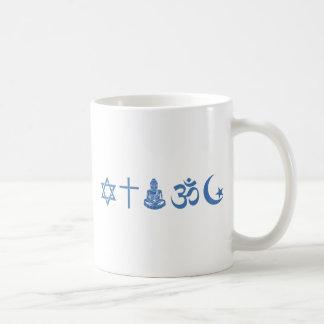 All One Classic White Coffee Mug