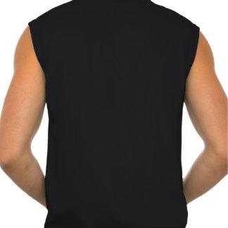 All Or Nothing Sleeveless Hoodie Shirt Men