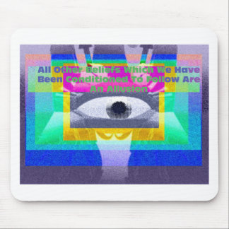 All other beliefs mousepads