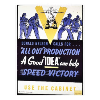 All Out Production A Good Idea Can Help Speed Vict 21.5 Cm X 28 Cm Flyer