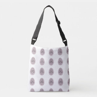 All over print egg tote
