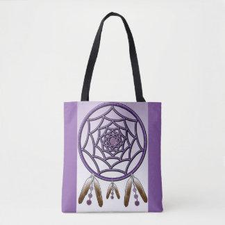 All-Over-Print Tote Bag, Medium DREAMCATCHER