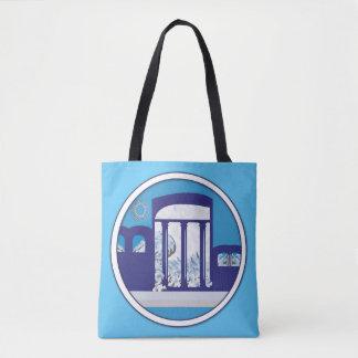 All-Over-Print Tote Bag, Medium MEDITERRANEAN DREA