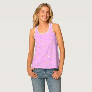 All over sprinkles shirt