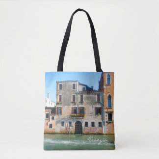 All-over Venice Tote bag
