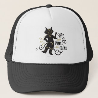 All Paws No Claws Trucker Hat