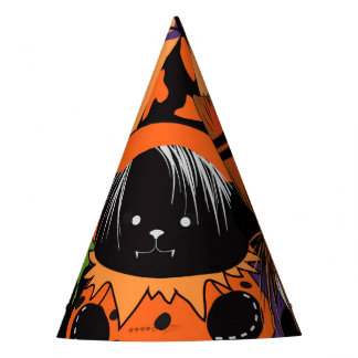 ALL PETS MONSTERS HALLOWEEN PARTY HAT