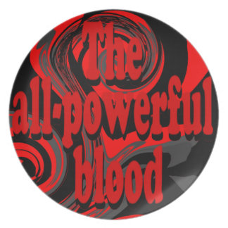 All-Powerful Blood Plate