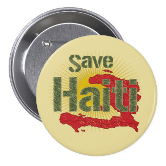 ALL Proceeds go to RED CROSS - Save Haiti Button