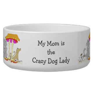 All Proceeds to Animal Charity Crazy Dog Lady