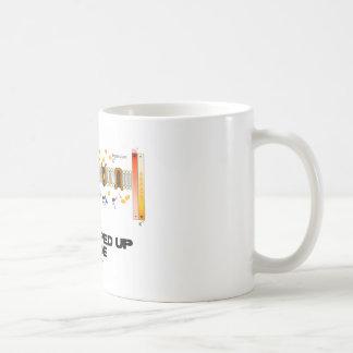 All Pumped Up Inside (Sodium-Potassium Pump) Coffee Mug