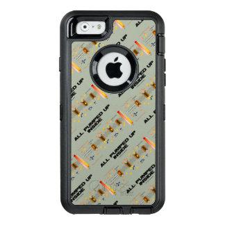 All Pumped Up Inside Sodium-Potassium Pump Humor OtterBox iPhone 6/6s Case