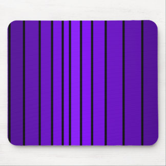 ALL PURPLE, ALL THE TIME - mousepad