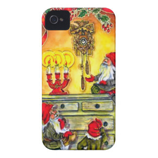 All ready for Christmas iPhone 4 Case-Mate Cases