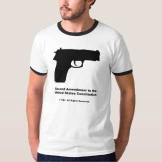 All Rights Reserved T-Shirt