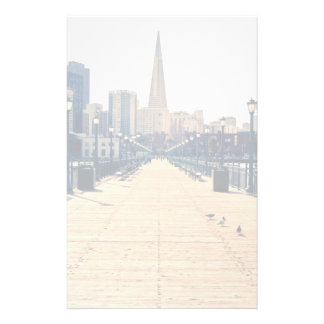 All roads lead to pyramid. stationery