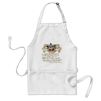 All s Well That Ends Well Quote Gold Version Aprons