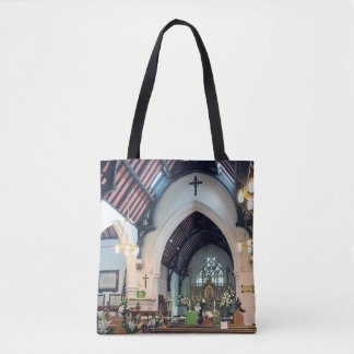 All Saints Church, Belvedere Tote Bag