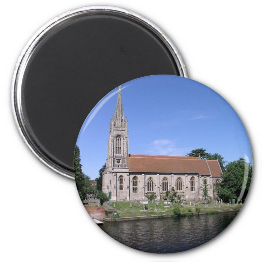 All Saints, Marlow, Buckinghamshire Magnet