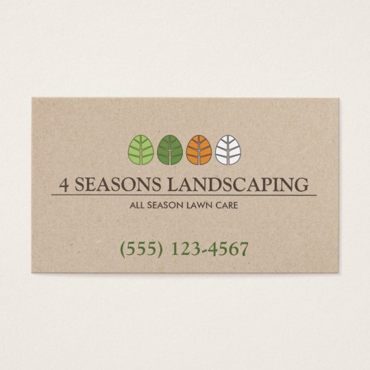 All Season Tree and Lawn Service Landscaping Business