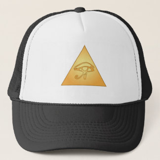 All Seeing Eye / Eye of Horus: Trucker Hat