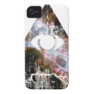 All Seeing Eye iPhone 4 Case-Mate Case