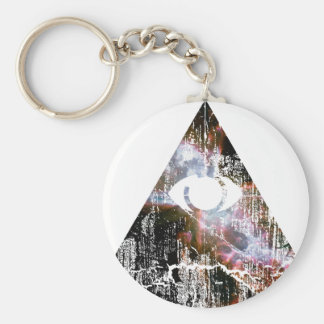 All Seeing Eye Key Chains