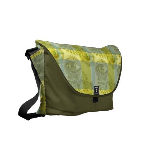 All Seeing Eye Commuter Bag