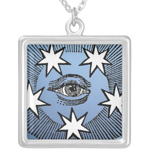 All-Seeing Eye Personalized Necklace