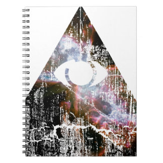 All Seeing Eye Notebook