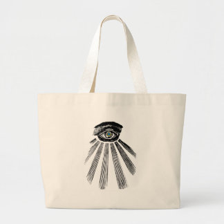All Seeing Eye Square and Compass Masonic Tote Bags