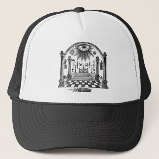 All-Seeing Eye Trucker Hat