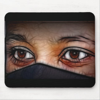 All Seeing Mouse Pad